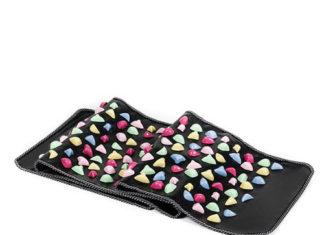 Масажний килимок для ніг КМ-21