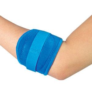 Бандаж неопреновый с гелевой вставкой для лечения эпикондилита NS-206