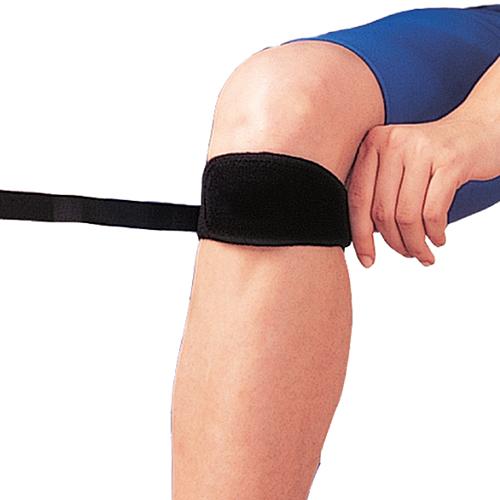 Бандаж на коліно пателлярний з гелевою вставкою NS-712