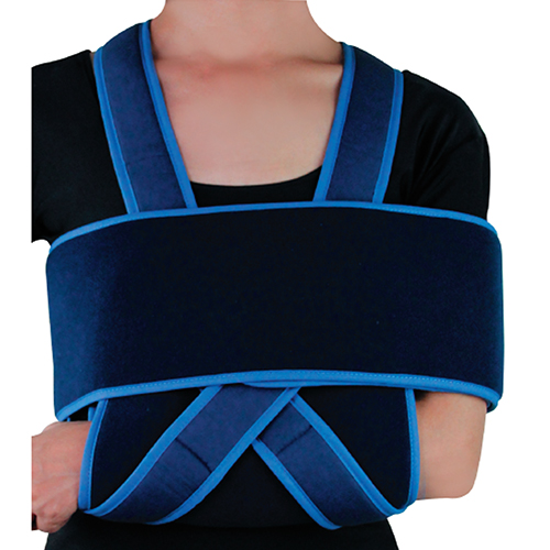 Бандаж фиксирующий на плечевой сустав (повязка Дезо) OH-313