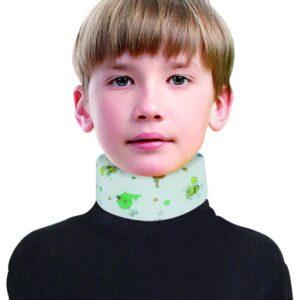 Ортопедический воротник для шеи умеренной фиксации для детей OH-035